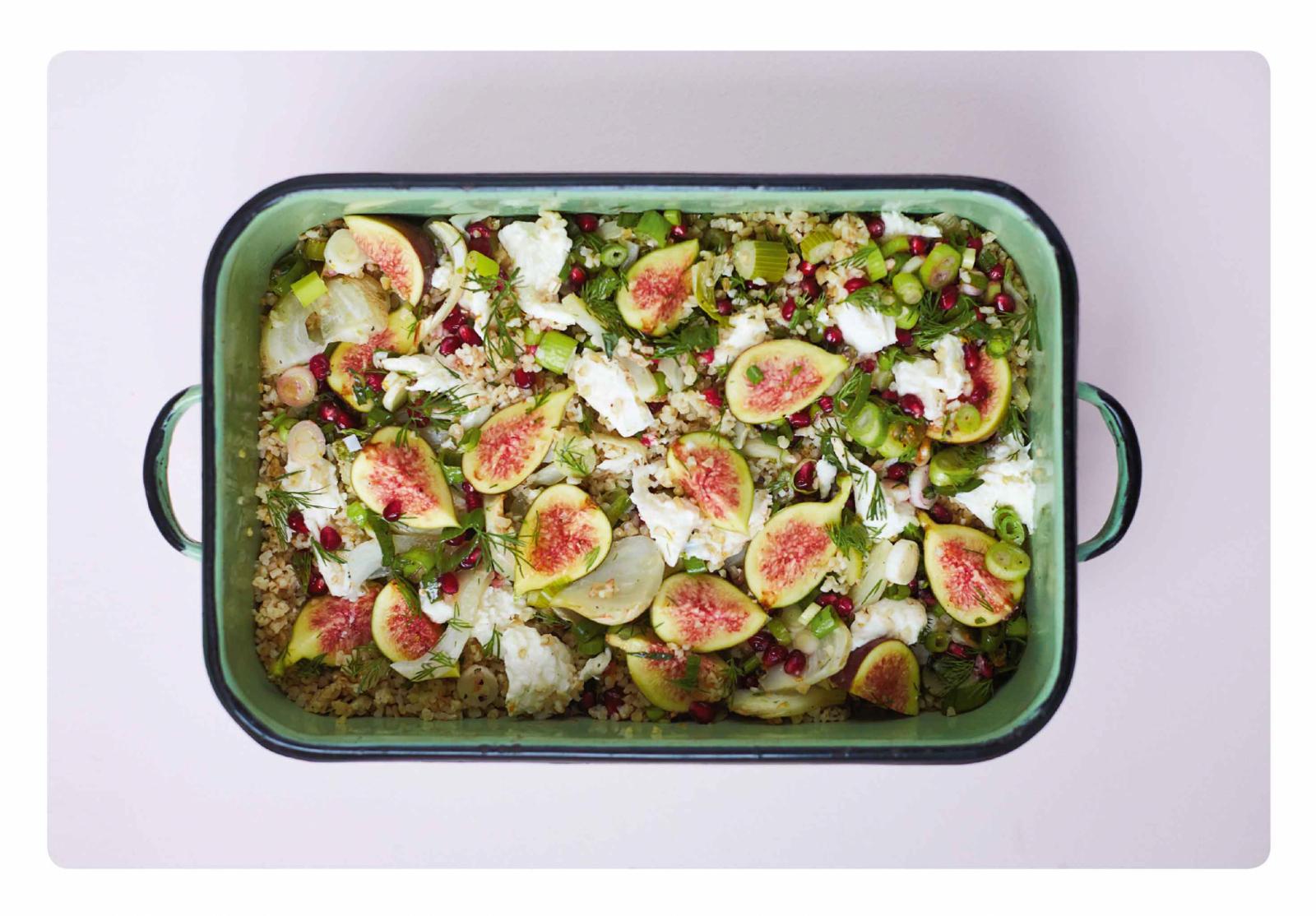 Kookboek De groene bakplaat