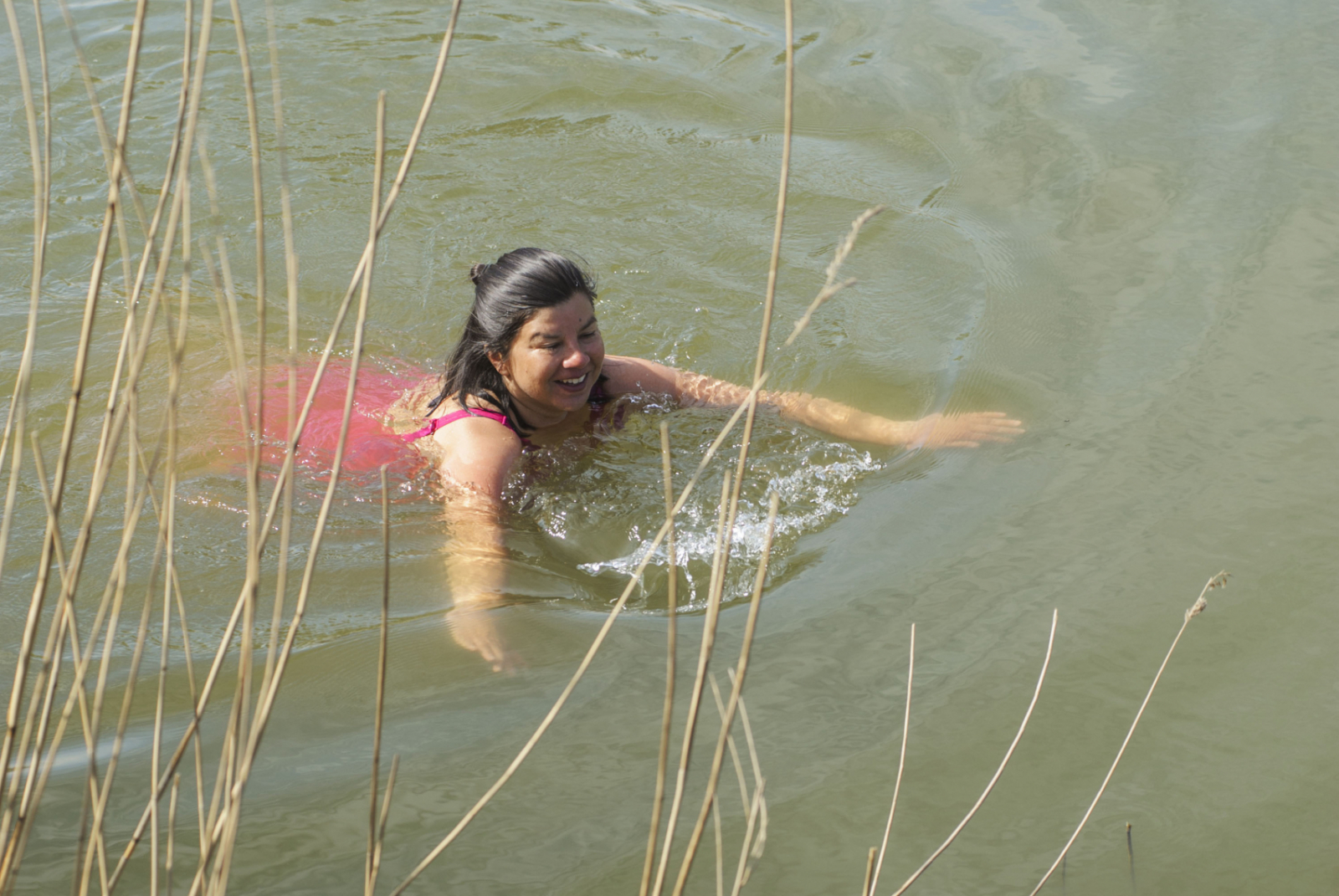 natuurzwemmen