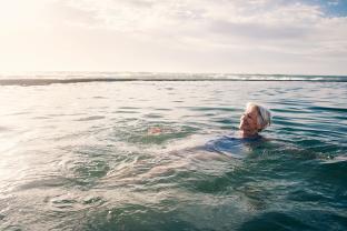 besparen met buitenzwemmen