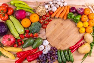 vitaminen en vezels